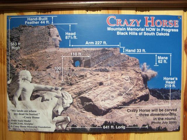 Crazy Horse Monument Finish Date | Chris & Jodi's Road Trip 2010 ...